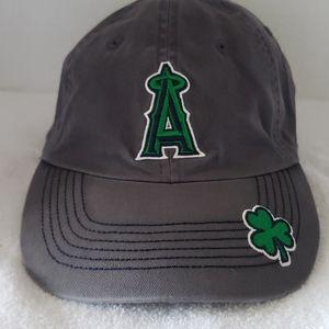 Baseball Cap Los Angeles Angels St. Patrick's Day